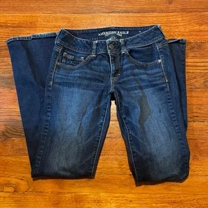3 FOR $35 IF YOU BUNDLE AE kick boot stretch jeans